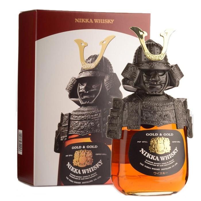 Rượu whisky Nikka Samurai - Nhật Bản