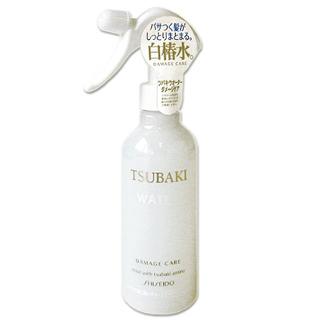 Xịt dưỡng tóc màu trắng Shiseido Tsubaki Damage - 250 ml