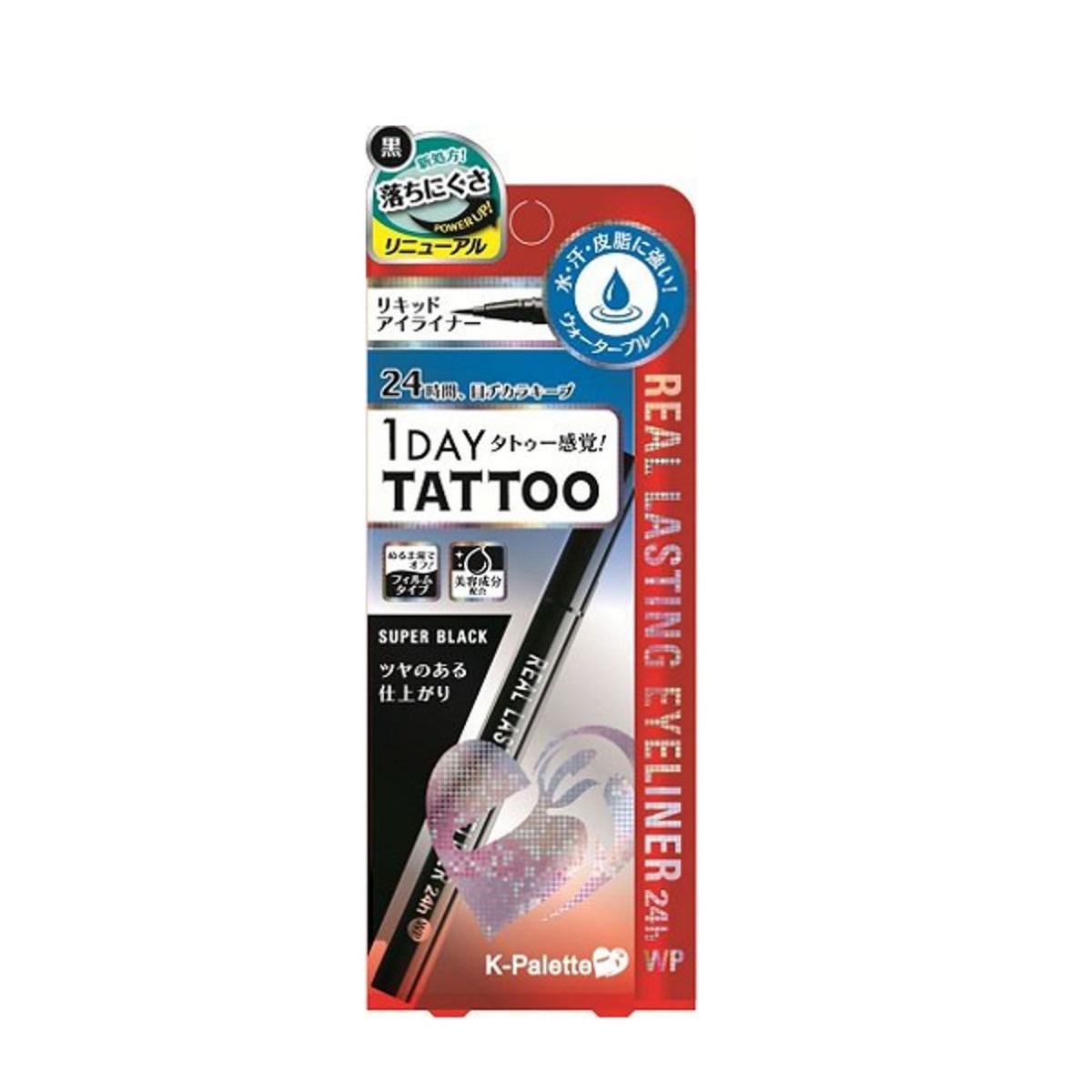 Bút kẻ mắt dạng nước Palette 1 Day Tattoo