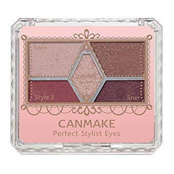 Phấn mắt Canmake Perfect Stylist Eyes