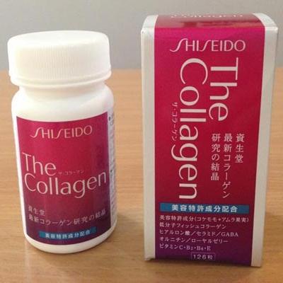 Collagen Shiseido dạng viên từ Nhật Bản cho bạn luôn tươi trẻ