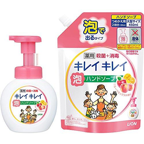 Nước rửa tay Lion Nhật Bản