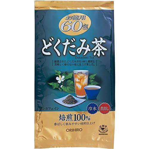 Trà diếp cá thải độc, mát gan Dokudami Orihiro 60 túi