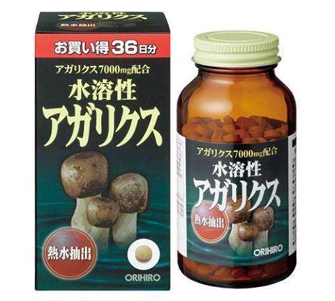 Nấm Thái Dương xanh Orihiro Nhật Bản