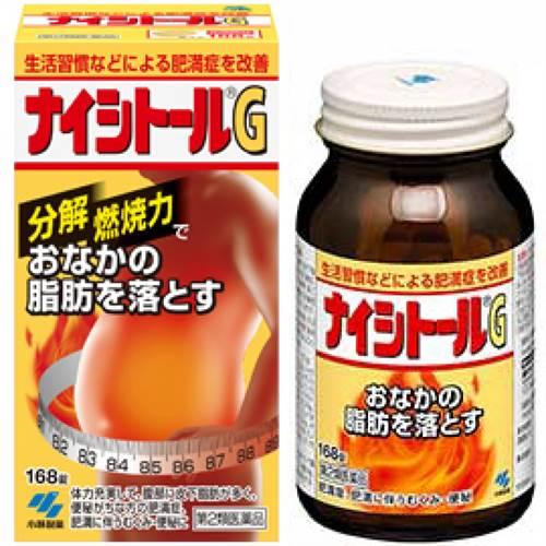 Thuốc giảm mỡ bụng Naishitoru G 3100 Nhật Bản