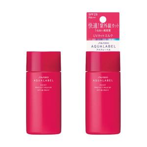 Sữa dưỡng da chống nắng Shiseido Aqualabel Moist Protect Milk UV