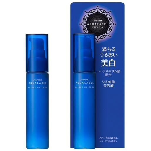Huyết thanh dưỡng trắng, trị nám shiseido aqualabel bright white EX