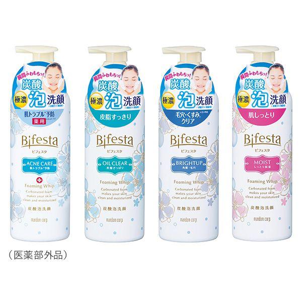 Sữa rửa mặt tạo bọt Bifesta Foaming whip
