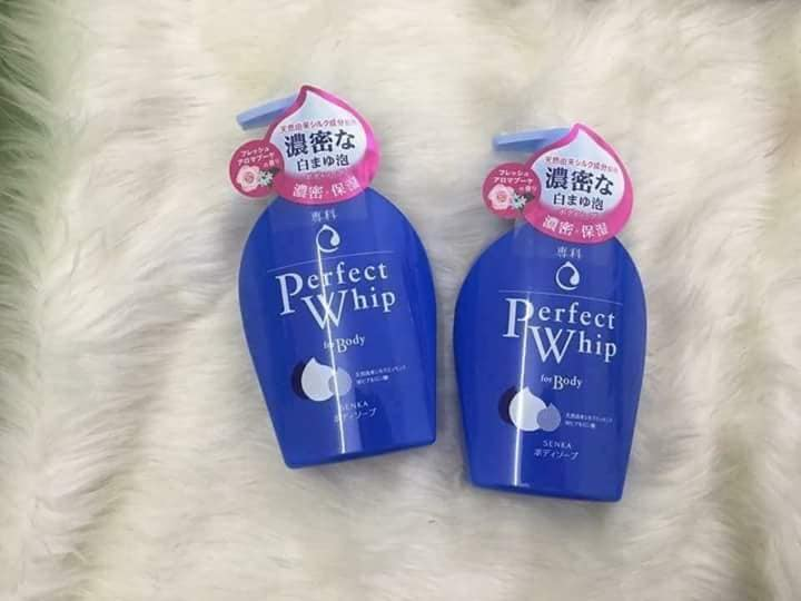 Sữa Tắm Dưỡng Trắng Da Shiseido Perfect Bubble for Body Floral+