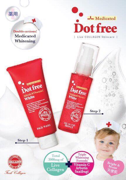 Tinh chất collagen tươi DotFree All in one resilience 50ml