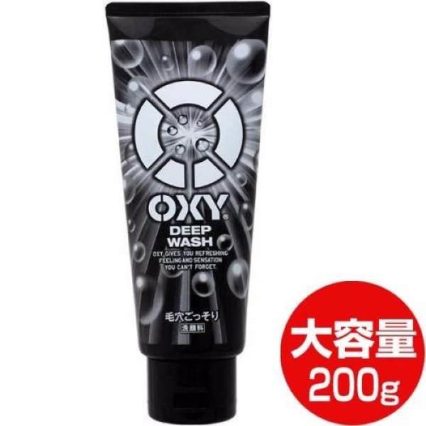 Sữa rửa mặt cho nam Oxy Deep Wash Nhật Bản 130g
