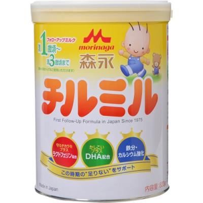 Sữa Morinaga số 9 bổ sung dinh dưỡng cần thiết cho bé