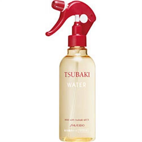 Xịt dưỡng tóc màu đỏ Shiseido Tsubaki oil EX - 250ml