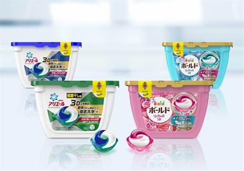 Viên nước giặt xả P&G Ariel Gel Ball Nhật tiện lợi cho chị em