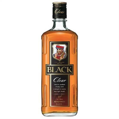 Rượu whisky Black clear 700 ml - Nhật Bản