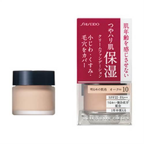 Phấn nền Shiseido Integrate Gracy SPF22 PA + +
