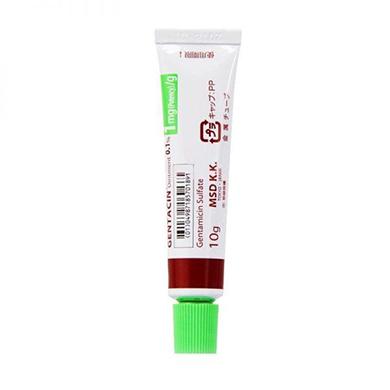 Kem trị sẹo Gentacin 10g Nhật Bản