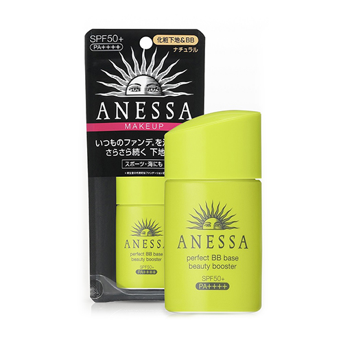 Kem nền chống nắng Anessa Perfect BB Base Beauty Booster SPF50+PA++++