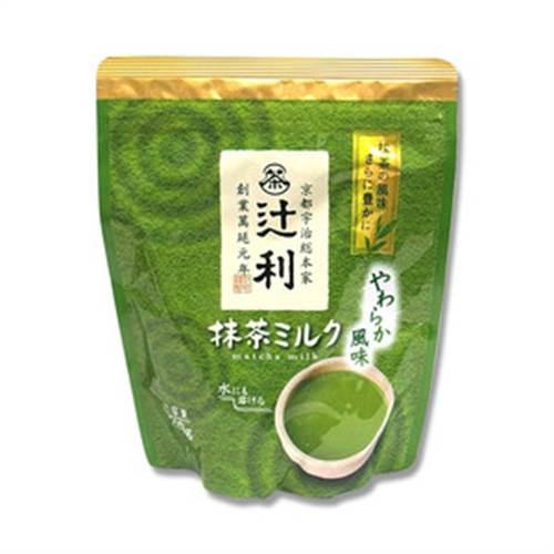 Bột trà sữa Kataoka Tsujiri Matcha Milk 200g - Thải độc giảm béo