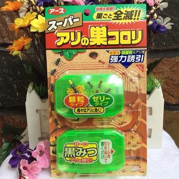 Hộp diệt kiến Nhật Bản Super ant nest Kololi cho nhà sạch mát