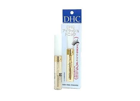 Serum dưỡng dài mi DHC Eyelash Tonic của Nhật Bản giúp mi dài nhanh