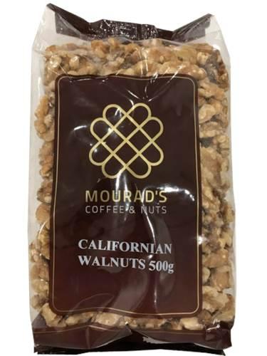 Hạt quả Óc Chó (đã tách vỏ) Mourad's Coffee & Nuts 500g