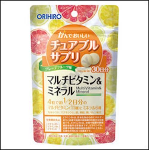 Viên uống bổ sung Vitamin Multi Orihiro
