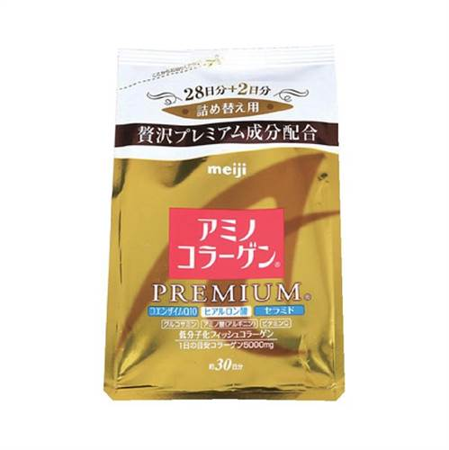 Bột Meiji Collagen Premium 214g