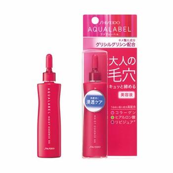 Tinh chất dưỡng ẩm se khít lỗ chân lông Shiseido Aqualabel moist Essence