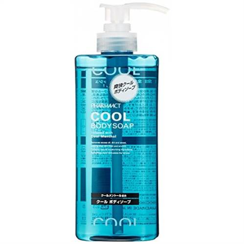 Sữa Tắm Cool Body Soap PHARMAACT cho nam giới