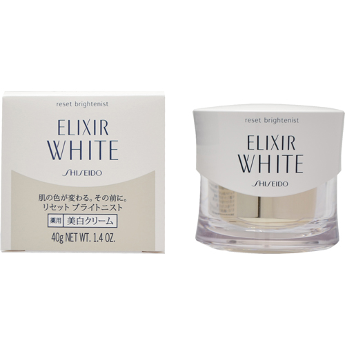 Kem dưỡng trắng da cao cấp Shiseido Elixir white reset brightenist