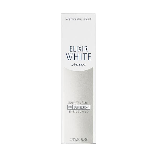 Nước hoa hồng Shiseido Elixir Whitening Clear Lotion